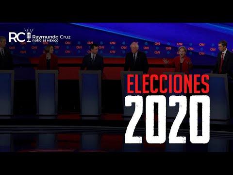 ¡ELECCIONES USA 2020!