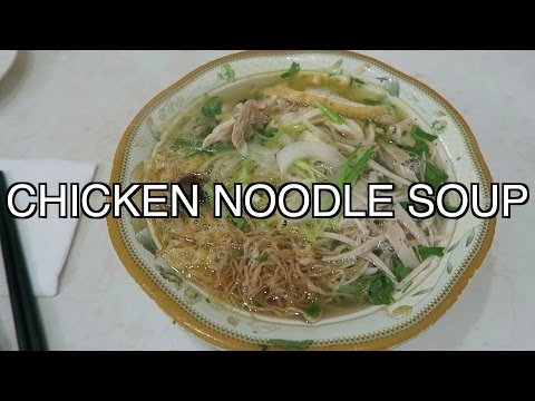HANOI STREET FOOD BUN THANG