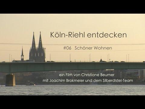 Köln-Riehl entdecken #06 Schöner Wohnen in Riehl