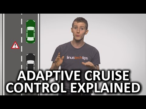 Adaptive Cruise Control As Fast As Possible