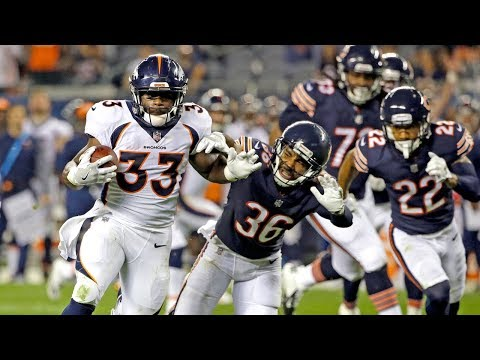 Denver Broncos vs. Chicago Bears: The Good, The Bad, and The Ugly