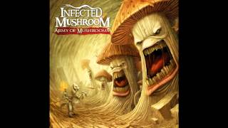 Infected Mushroom - The Messenger 2012 [HQ Audio]