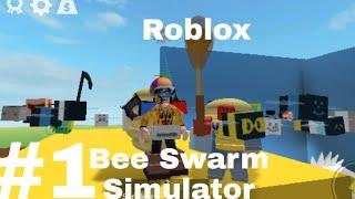 Ternak Lebah Yok! - Roblox Bee Swarm Simulator #1