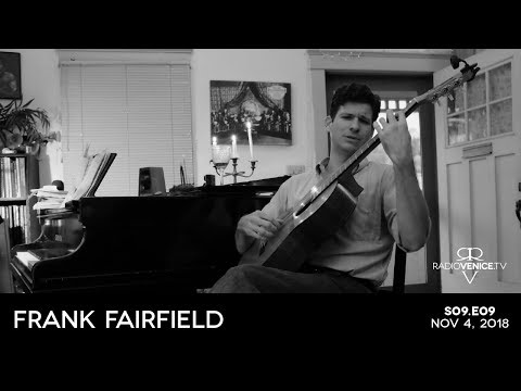 "Frank Fairfield ""Whenever You're Lonesome (Just Telephone Me)"" 