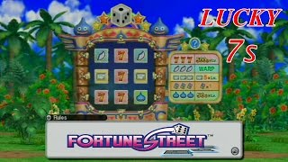 Fortune Street (Nintendo Wii) Lucky 7s and Domination!