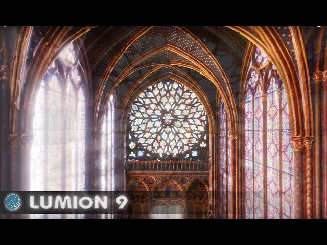 Forgotten Church | Lumion 9