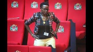 """Halima Mdee Avuruga Tena Bunge """"Eti Rais Wetu Ndio Magufuli"""""""