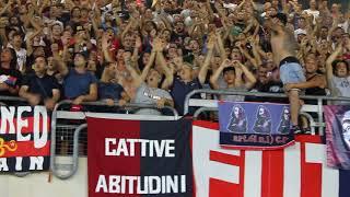 """Sambenedettese - Modena 2017 / 2018 - Coro """"Noi siamo quelli della Nord"""" - Ultras Samb"""