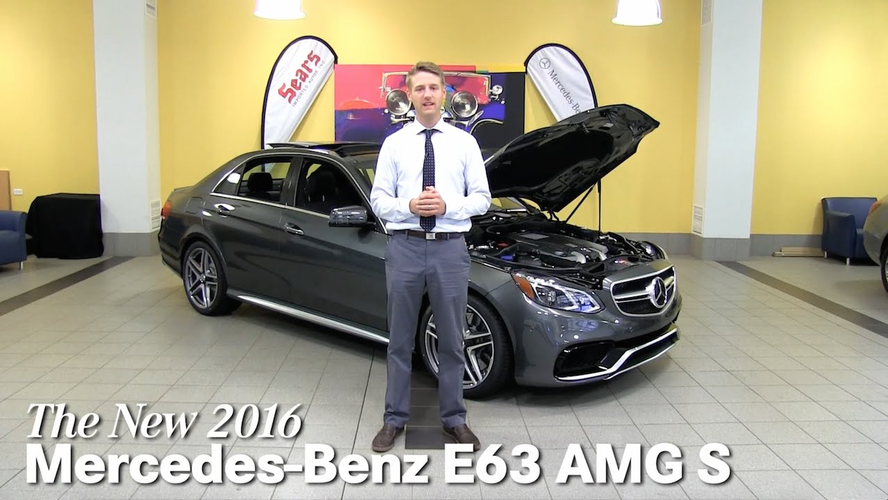 Review new 2016 mercedes benz e63 amg s e class for Mercedes benz bloomington mn