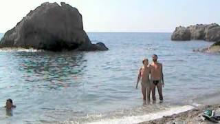 Рай в Крыму(Посёлок Новый Свет в Крыму отдых