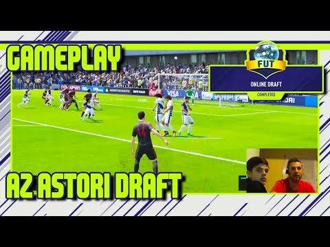 FIFA 18 - Draft Special - Az Astori Draft & Pack Opening