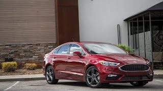 2018 Ford Fusion Energi Review