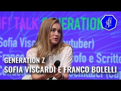 Generation Z con Sofia Viscardi e Franco Bolelli – IF! Italians Festival 2016