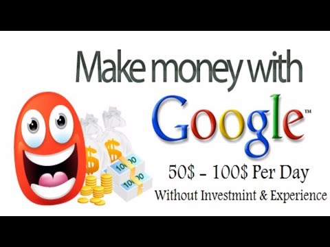 How To Make Money Online With Google Make 5000 10,000 Per Day Easy & Fast Urdu Hindi Tutorial