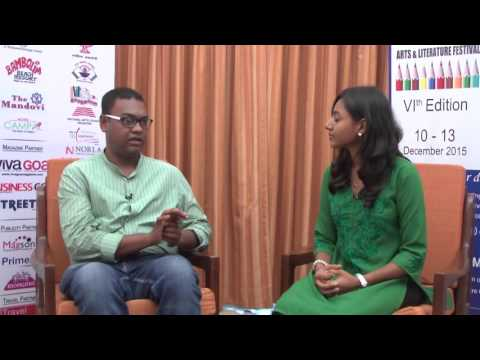 In conversation with Hansda Sowvendra...