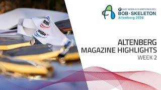 Altenberg | BMW IBSF World Championships 2020 | Magazine (Week 2) | IBSF Official