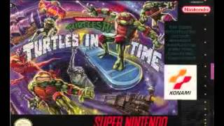 TMNT: Turtles In Time - Technodrome Remix (Feat. Sixto Sounds)