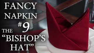 Repeat youtube video Fancy Napkin #9 - The