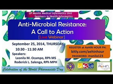 Antimicrobial Resistance A Call to Action