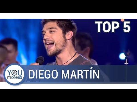 Top 5 Diego Martín