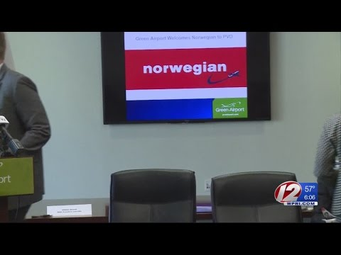 Low-cost Norwegian Air promises bargain flights from RI to Europe