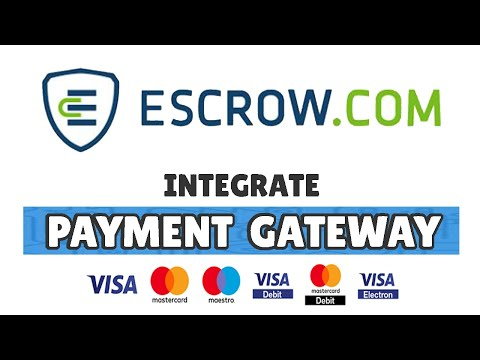 How to Integrate Escrow Button in Website | Payment Gateway Dynamic Price Value | Simple & Easy