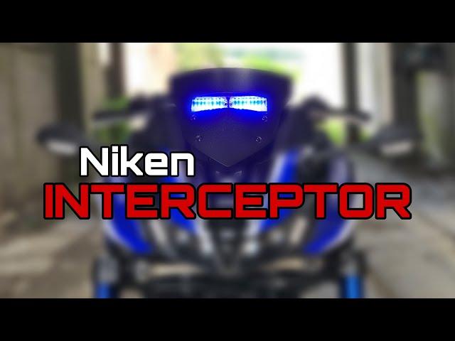 Yamaha Niken INTERCEPTOR