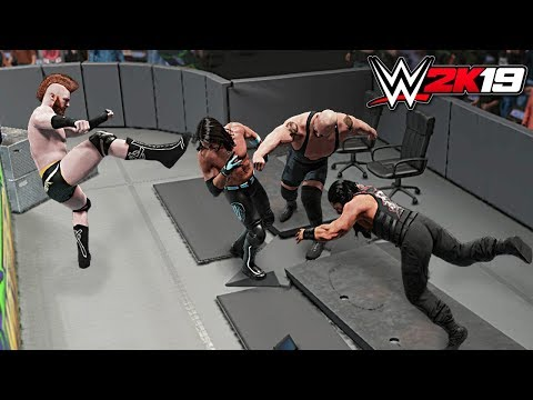 WWE 2K19 Top 10 Finisher Combinations! Part 3