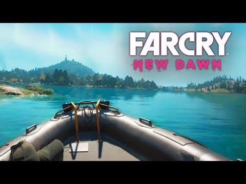 FAR CRY NEW DAWN #3 - Resgatando a Esperança! (Gameplay ao Vivo)