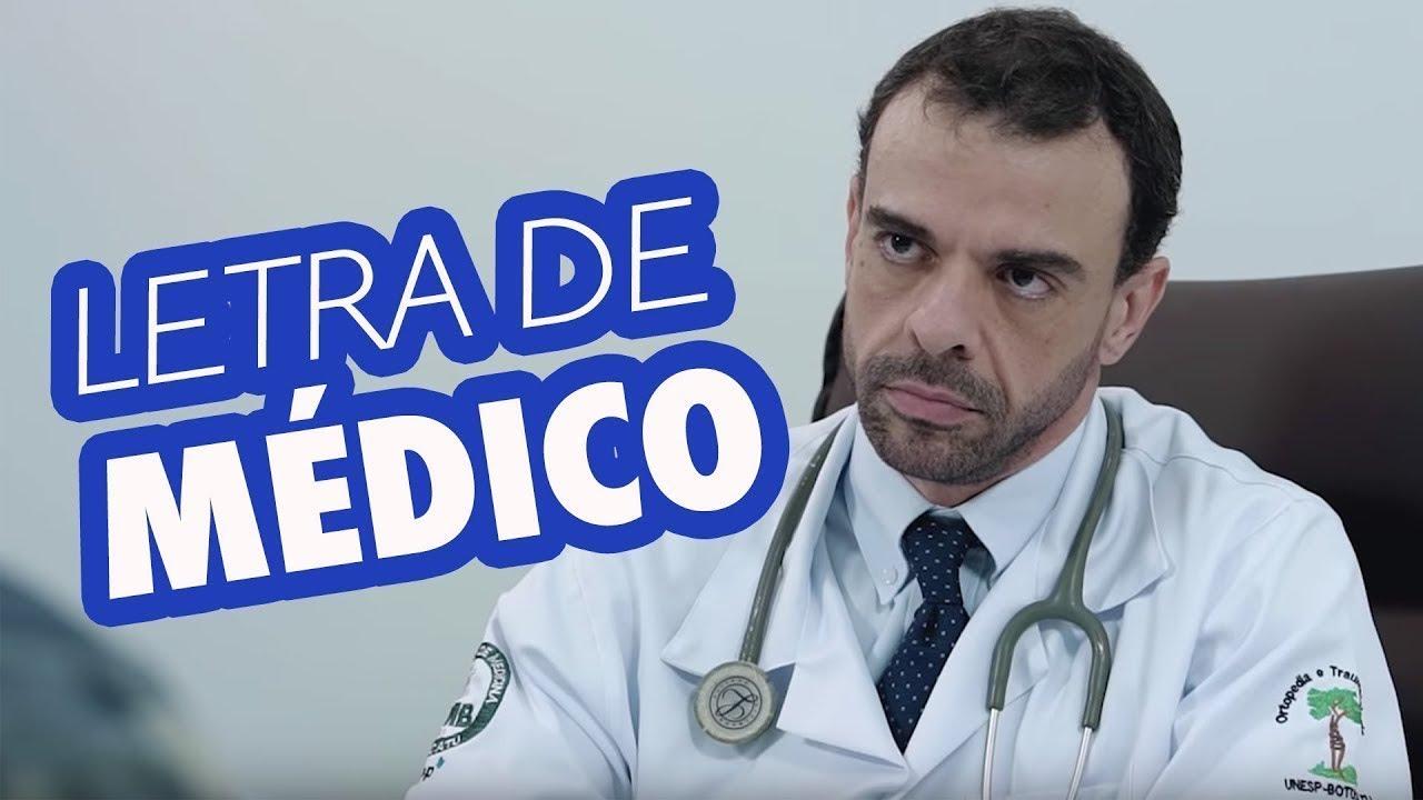 Letra de Médico - DESCONFINADOS
