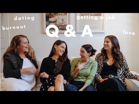 New York City Q&a | Job & Dating Advice!