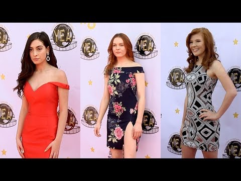 3rd Annual Young Entertainer Awards Complete Red Carpet Arrivals