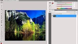 Палитры работы с цветом в Adobe PhotoShop CS5 (14/51)