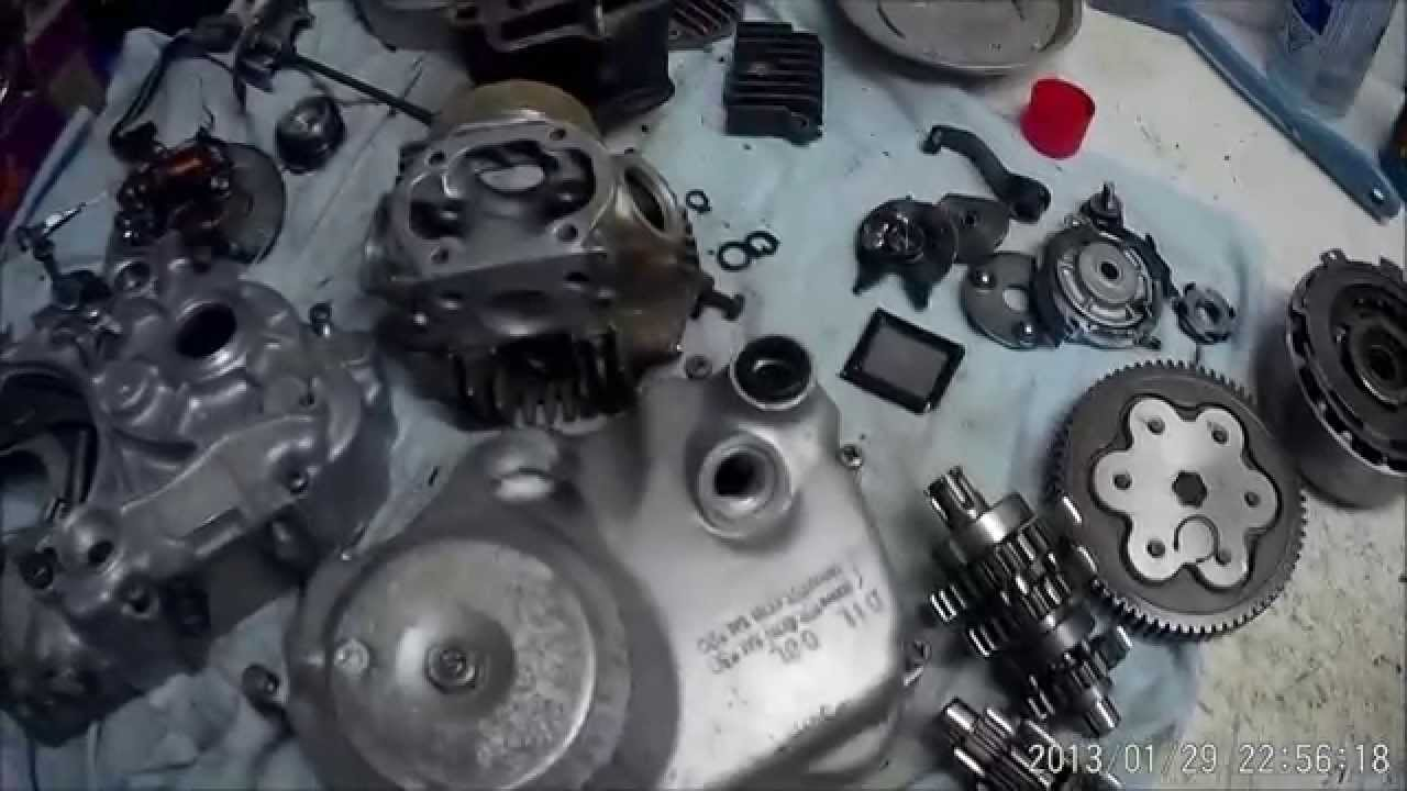 Honda Ct70 Youtube 1970 Carburetor