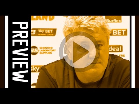 The Tigers V Fulham | Preview With Steve Bruce