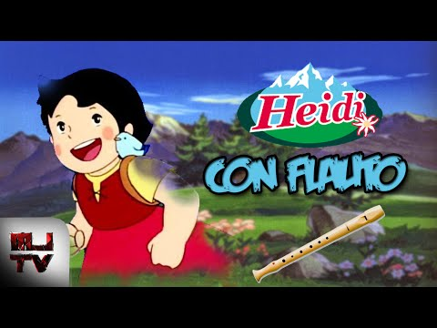 HEIDI! - Flauto Dolce - #6