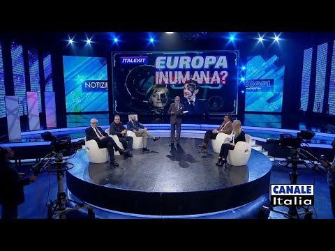 """ITALEXIT, Europa Inumana ?"" | Notizie Oggi Lineasera"