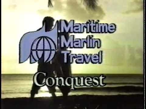 Maritime Marlin Travel Commercial 1988