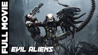 Latest Sci - Fi Horror Movie Evil Aliens   Full Hindi Dubbed Movie   Emily Booth, Samuel Butler