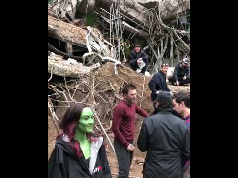 Hollywood Sleaze - Behind the scenes of Avengers: Endgame (Video)