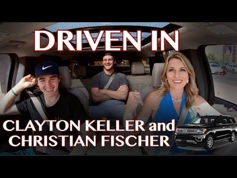 Driven In: Clayton Keller & Christian Fischer