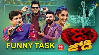 Sudheer | Rashmi | Pradeep | Ali | Funny Jokes | Dhee Jodi | ETV Telugu