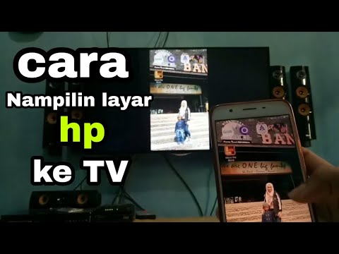 Daftar HP SAMSUNG Yang Dapat Menghubungkan Layar ke TV Dengan Kabel.