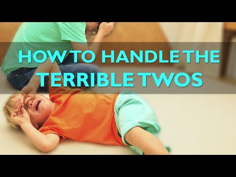 How To Handle The Terrible Twos