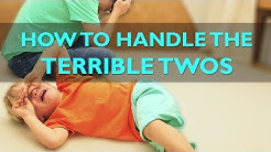 How To Handle the Terrible Twos | CloudMom