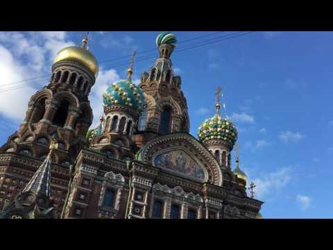 2017俄羅斯自由行 聖彼得堡