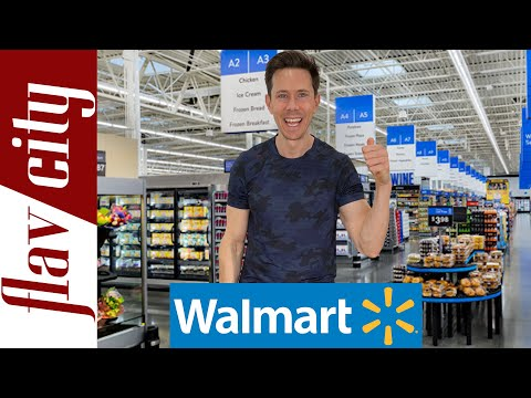 Walmart BUDGET Grocery Haul - Shop With Me