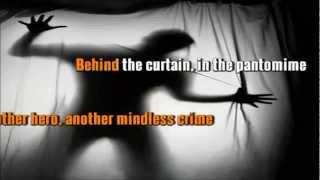 QUEEN - SHOW MUST GO ON karaoke instrumental lyrics