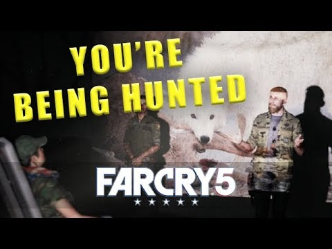 Far Cry 5 You're Being Hunted - The World is Weak mission, Walkthrough #14