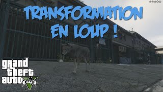 PS4: GTA V | Comment se transformer en LOUP !